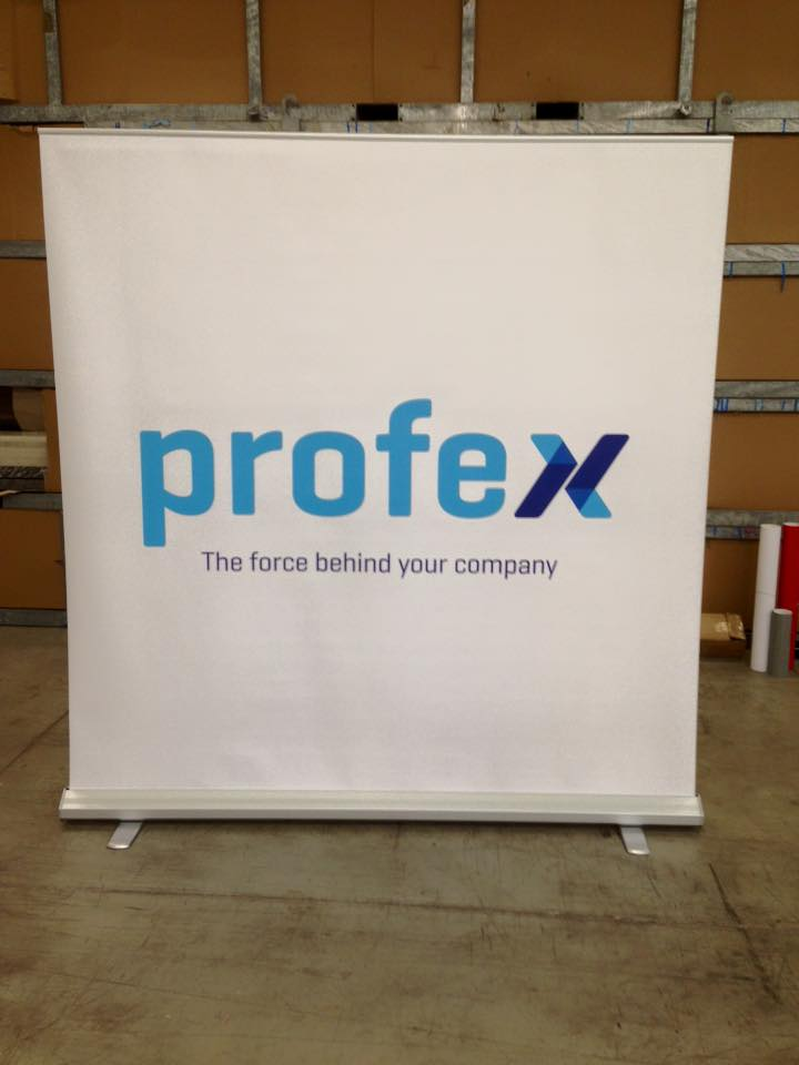 Rollup Banner Profex