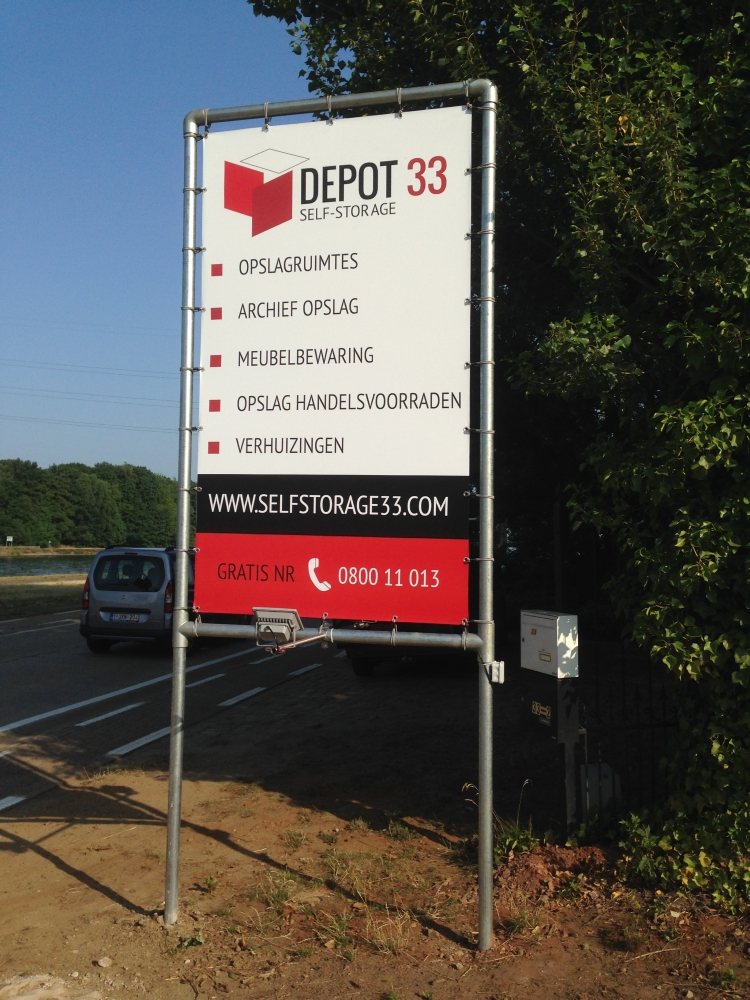Depot 33 Beringen