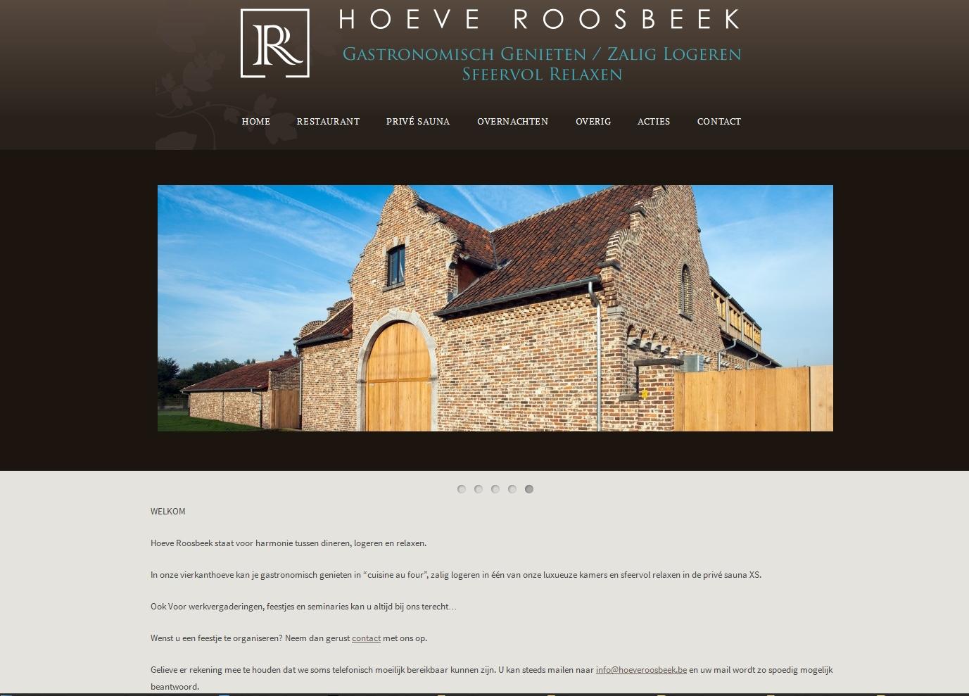 Hoeve Roosbeek