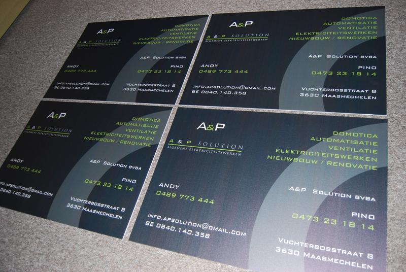Werfbord A&P