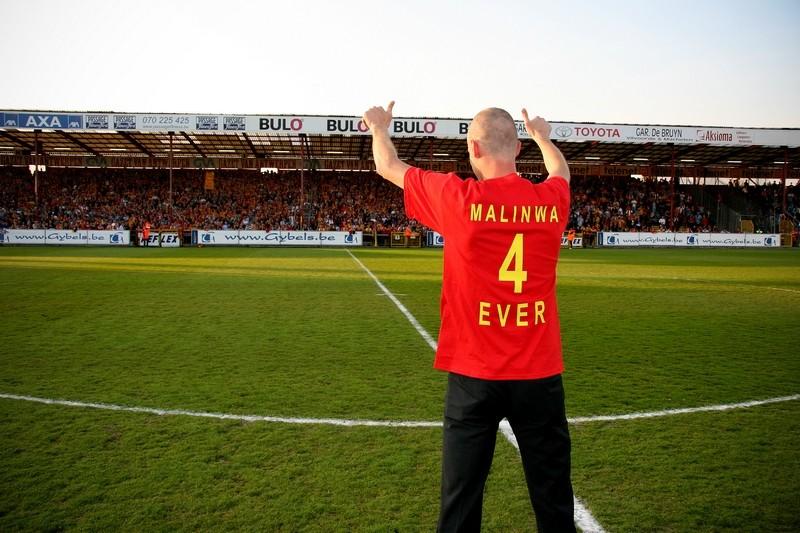 Kv Mechelen afscheids shirt