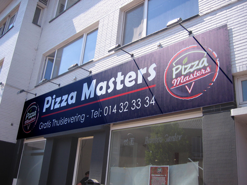 Pizza Masters Mol