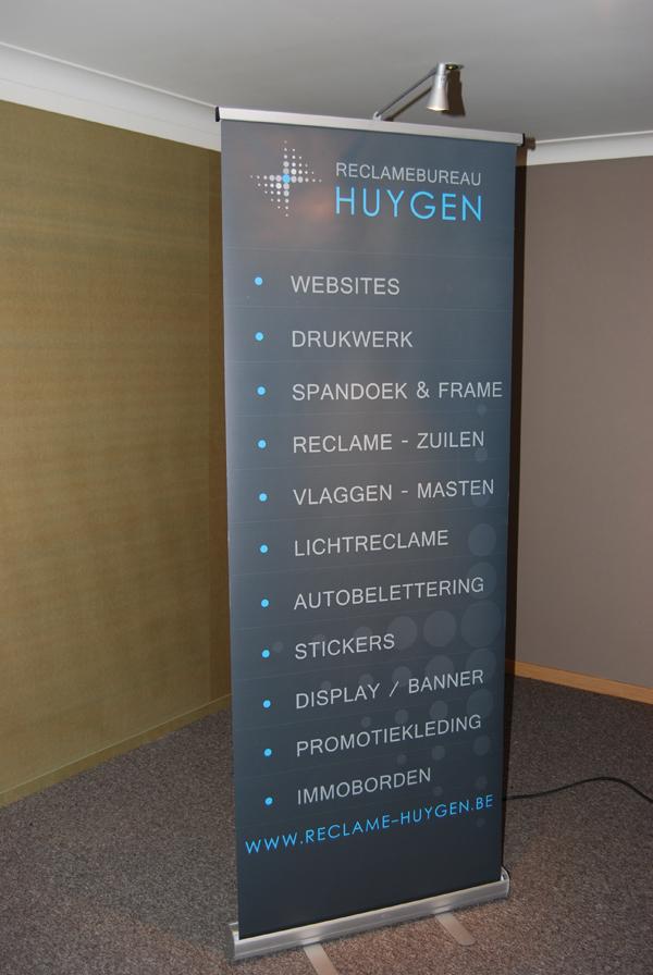 Reclame Huygen