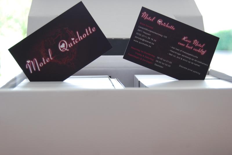 Naamkaart Quichotte