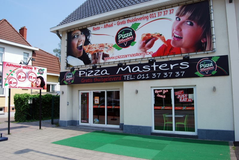 Pizza Masters Hasselt