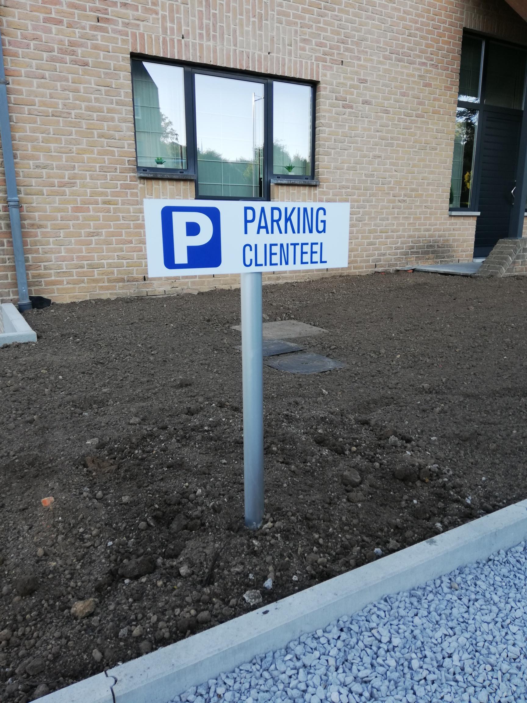 Parkingbord