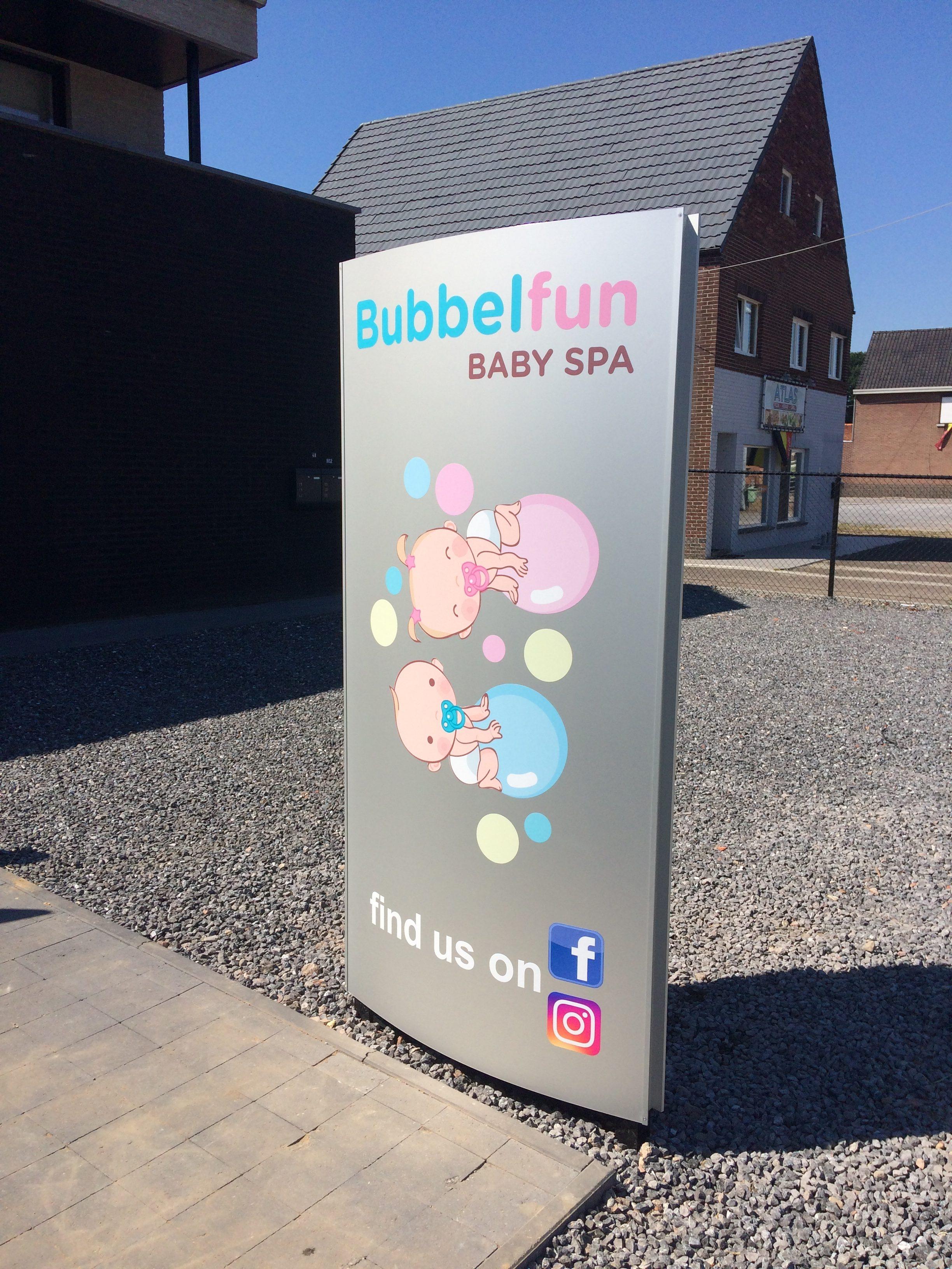 Bubbelfun Baby Spa