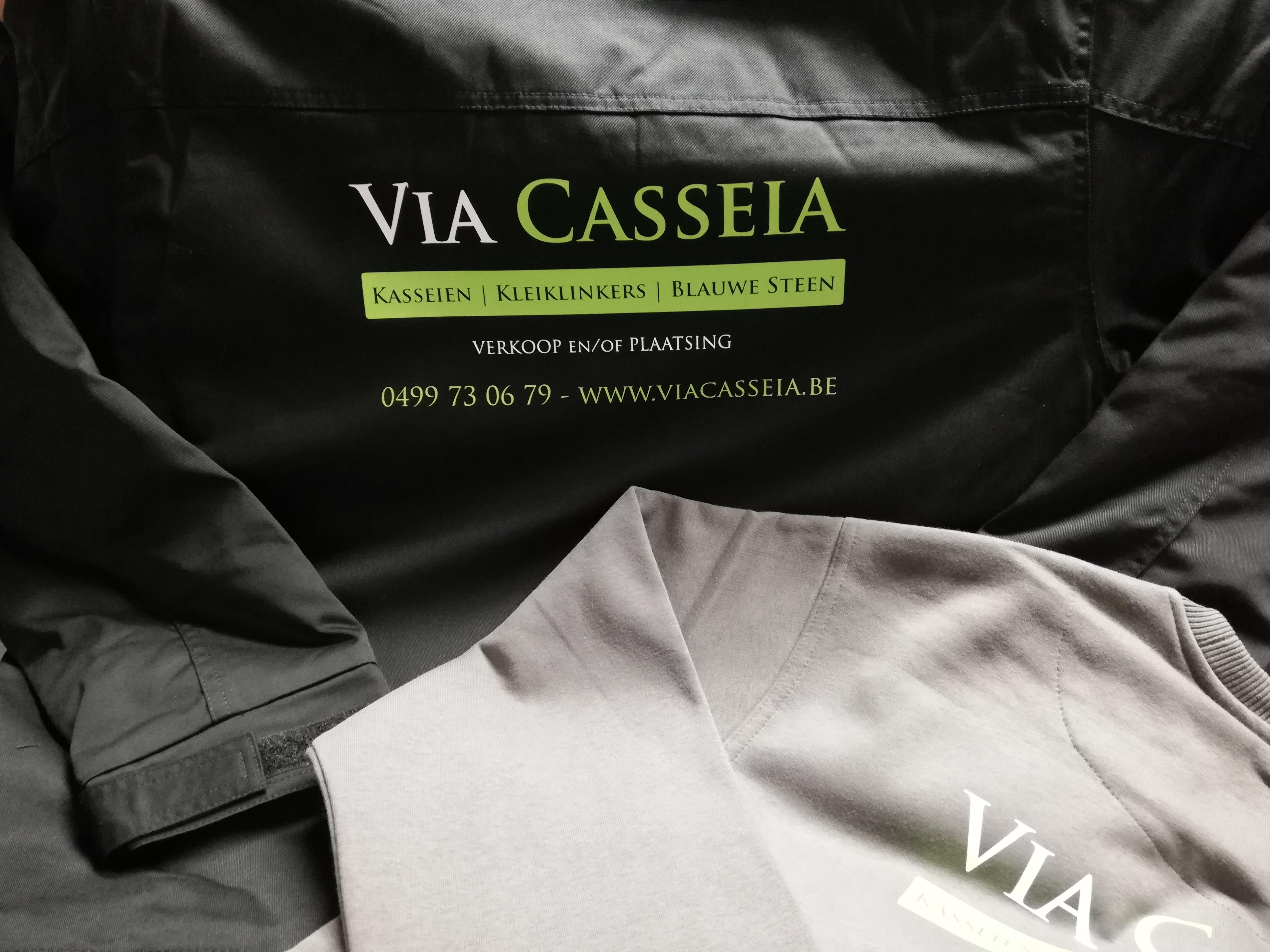 Via Casseia
