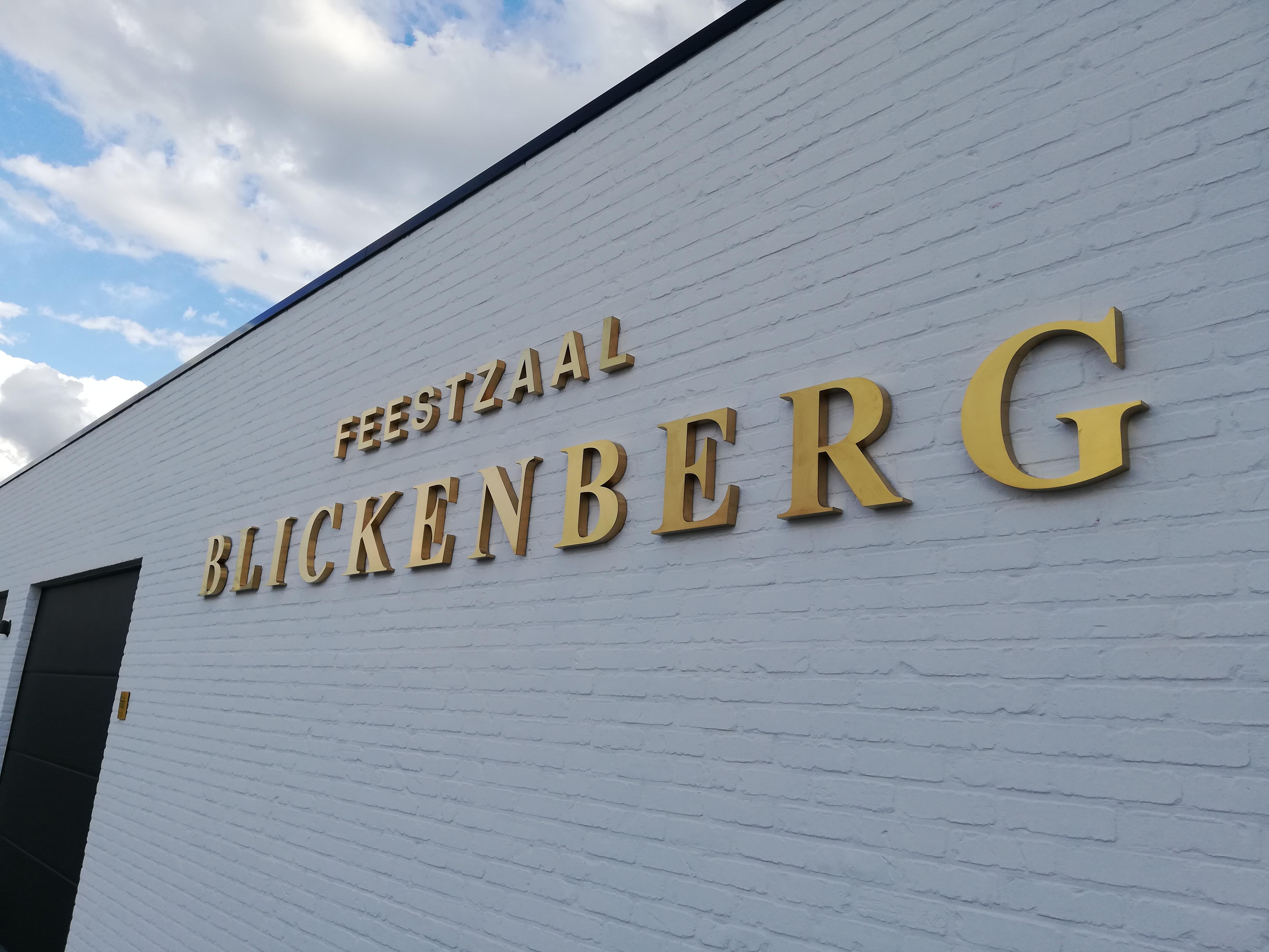 Feestzaal Blickenberg